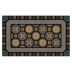 Коврик Mohawk Mexical Tiles 46х76